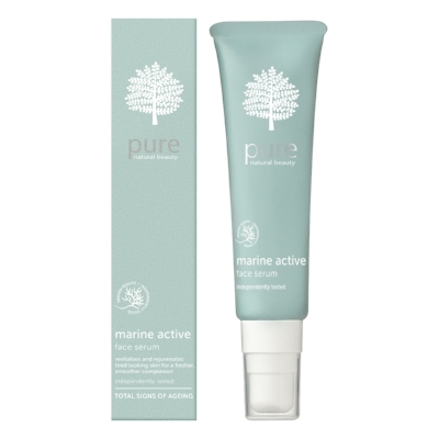 Marine Active Face Serum, Marks and Spencers,€24.00 (30ml)