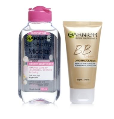 Garnier Skin Active Micellar Cleansing water, from €5.96