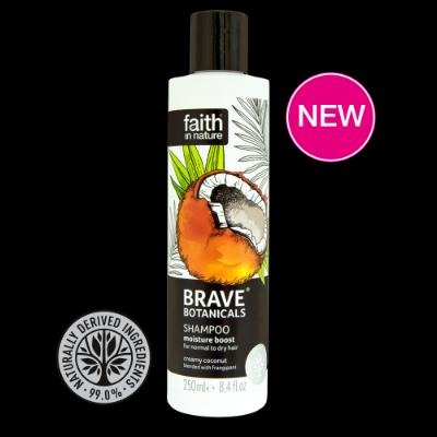 Brave Botanicals Shampoo, €7.79, Holland and Barrett