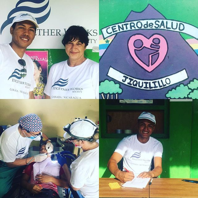 Very exciting morning as we are hosting a dental clinic starting today with Jiquilillo Community! Thank you to Mary Lendway and Together Works Society, Gerry, Allan,Alvaro and the entire team for making this happen!! #nicaragua #dentalmission #jiquilillo #togetherworkssociety #stayplaychangetheworld #healthcare #volunteer #travelwithpurpose