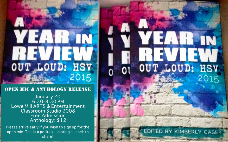 Out Loud! HSV: A Year in Review 2015 (Out Loud Year in Review)
