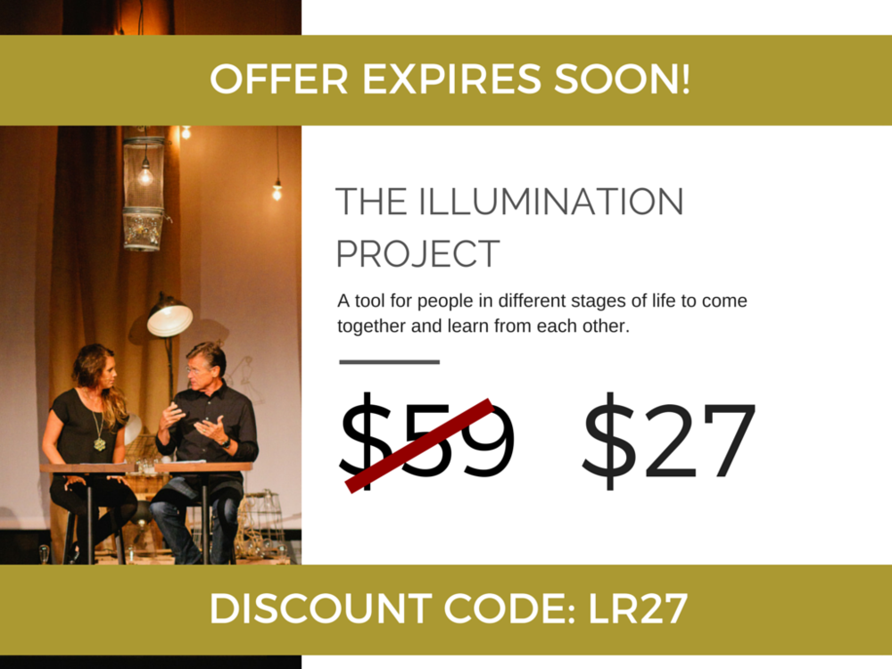 Copy of Illumination Project Discount