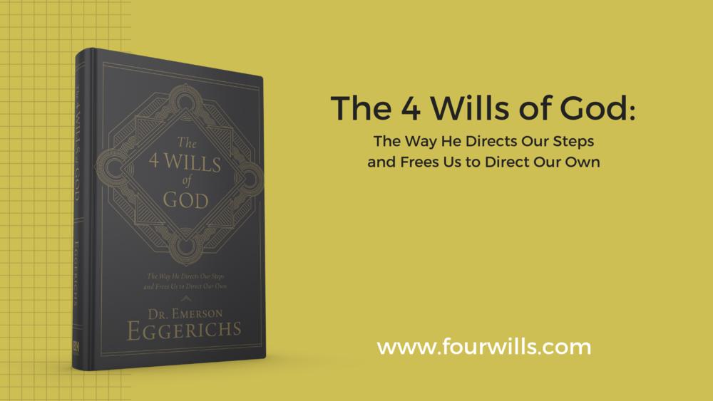 4 Wills of God Book Slide -