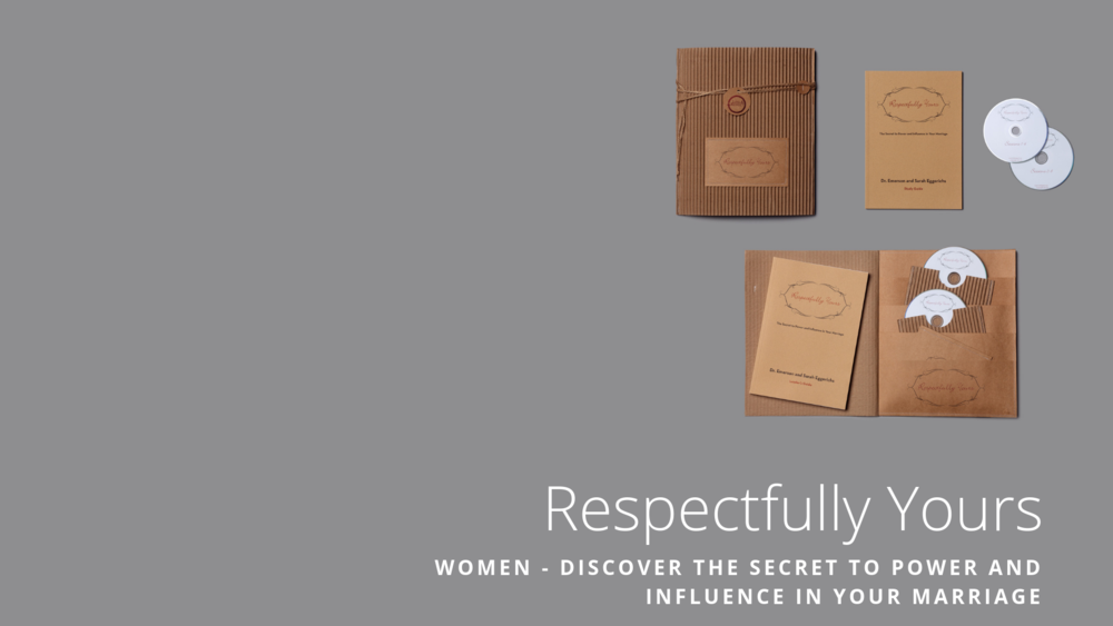 Respectfully Yours - Women's Study Slide -