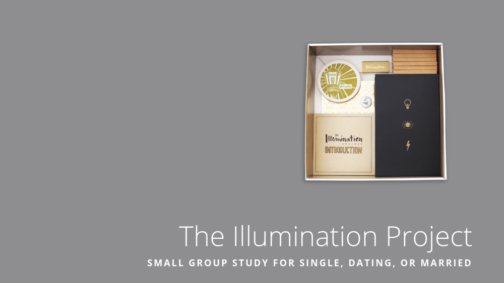 The Illumination Project Slide - Singles, Dating, Newlyweds -
