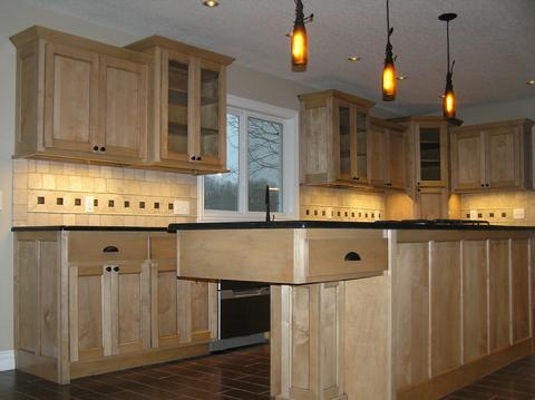 Craftsman Kitchen Bella Vista 2