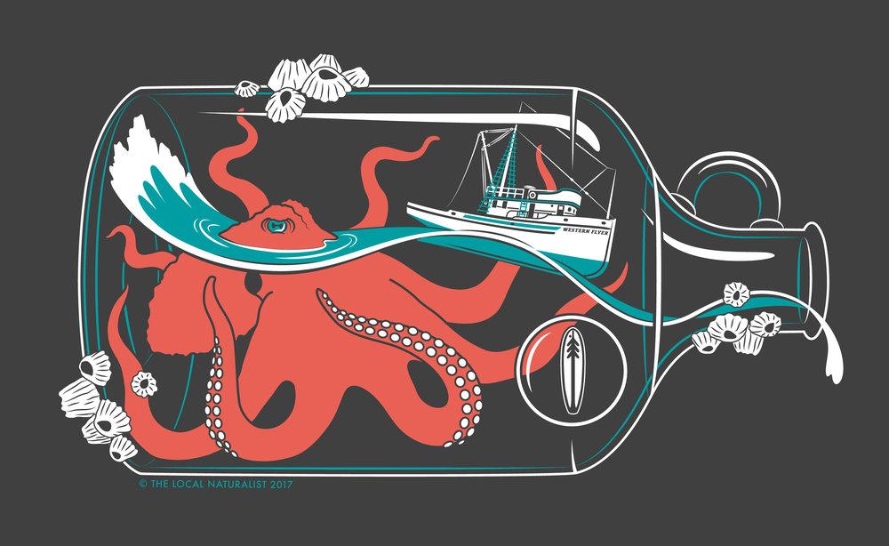 Ventana T-shirt Design