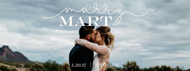 Image from  The Marry Mart Facebook page