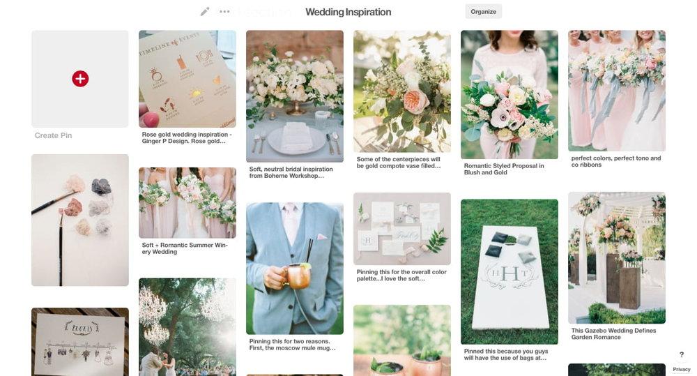 Using Pinterest to Plan a Wedding.jpg