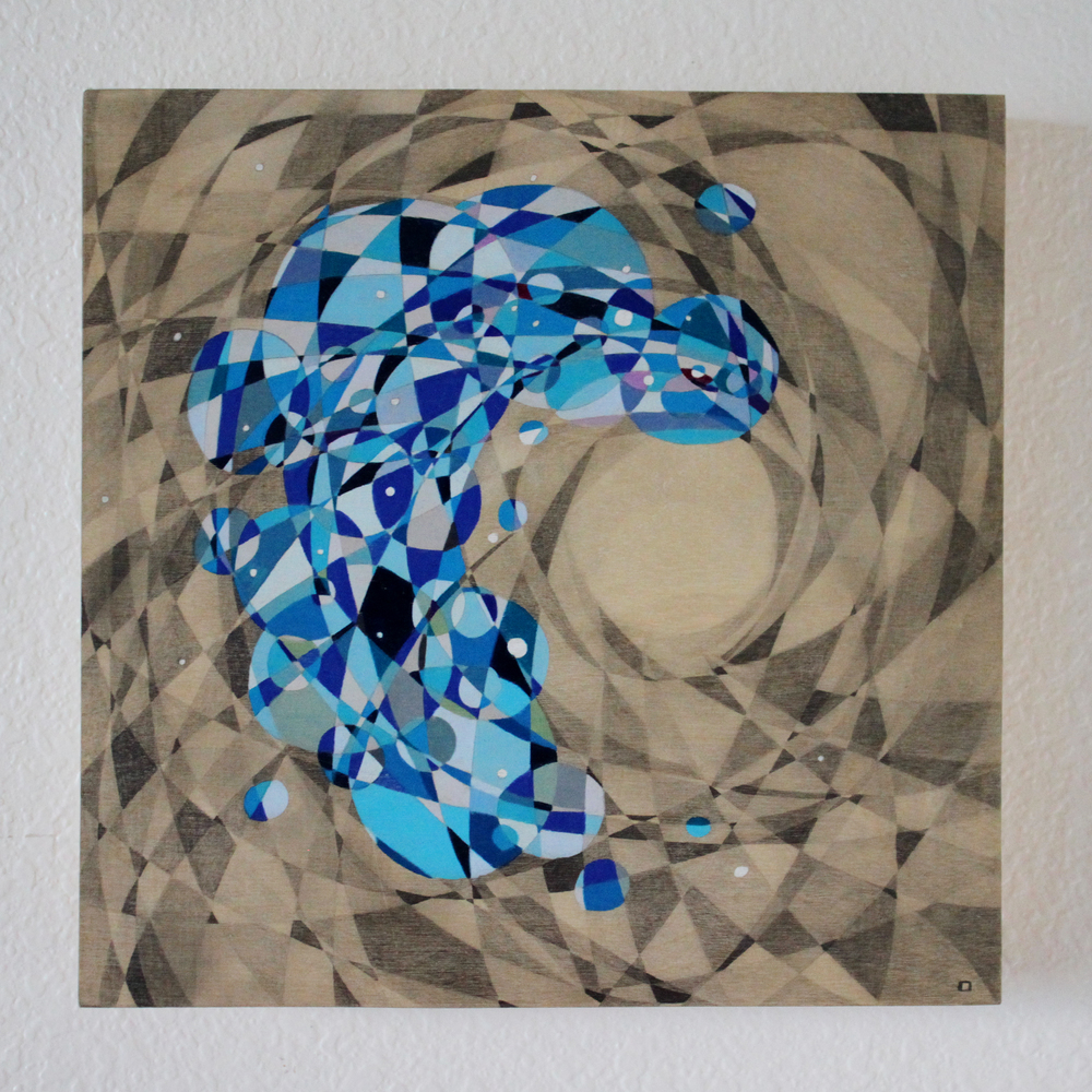 Saltwater Wave Pencil on Panel 8in x 8in 2015_Boz Schurr.jpg