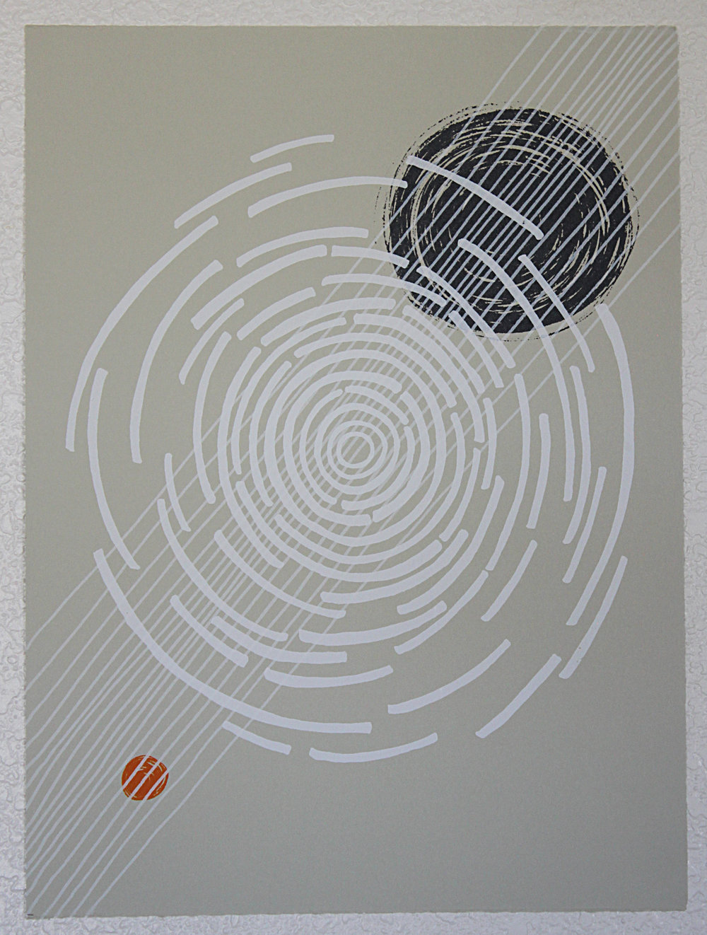 Fregoli Delusion Screen Print on Paper 15in x 11in 2015.JPG