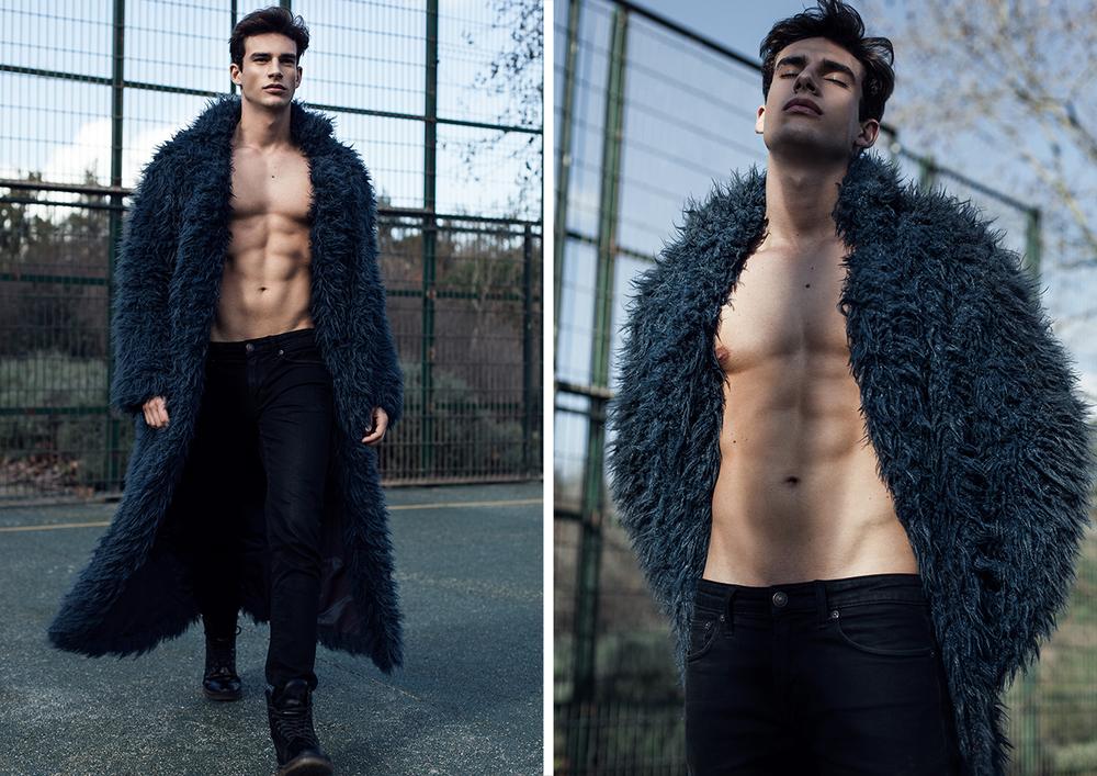 coat:INÊS DUVALE