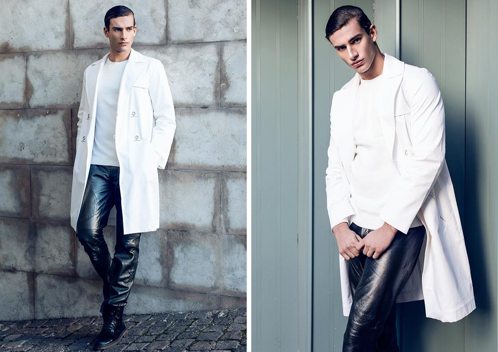 coat:RÚBEN DAMÁSIO/ pants:DUARTE