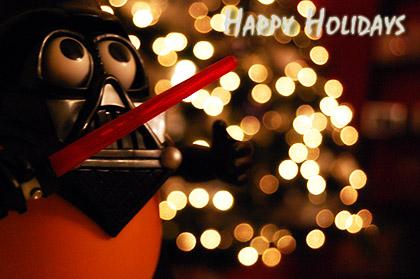 Darth Tater Holidays