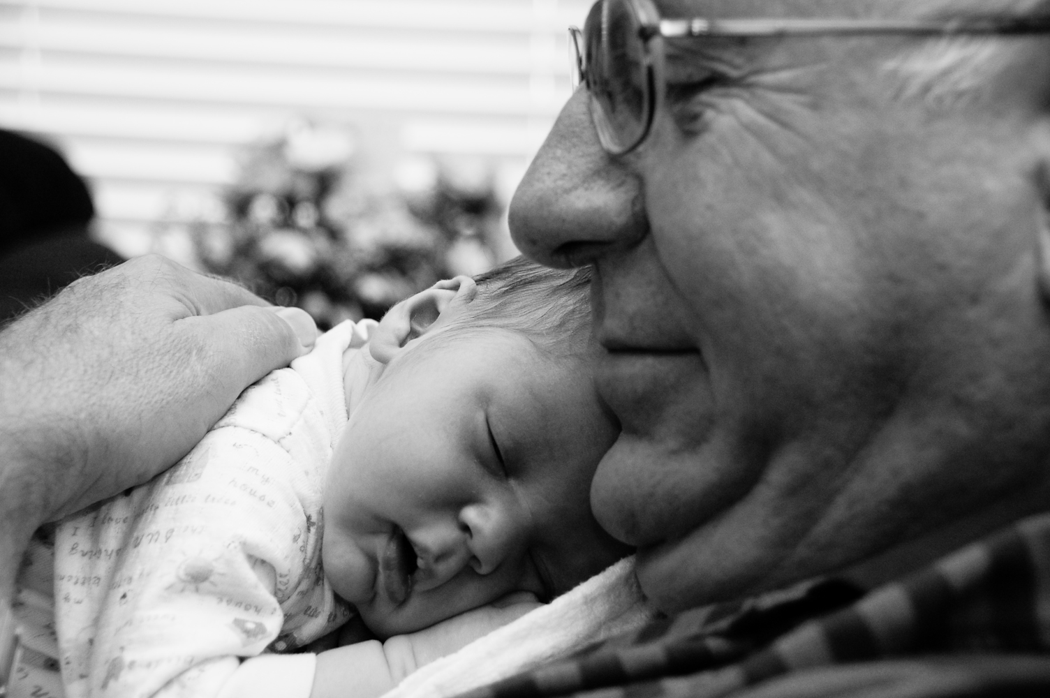Sleeping with Grandpa