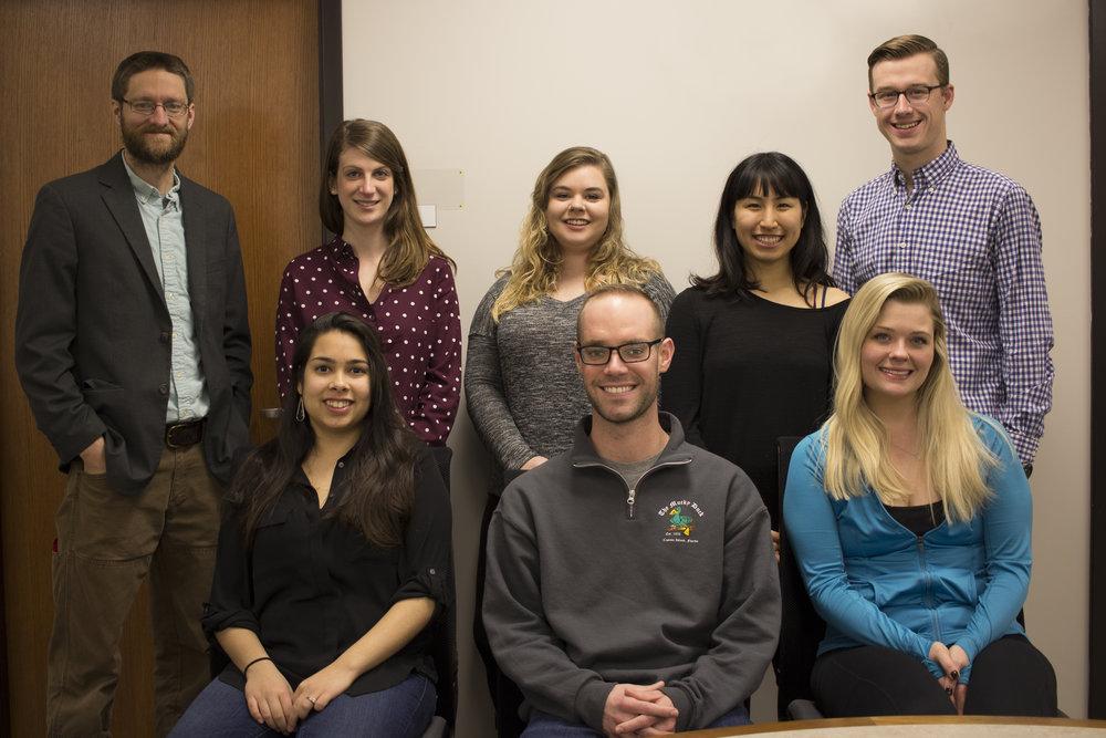 Maurer School of Law Spring 2018 interns