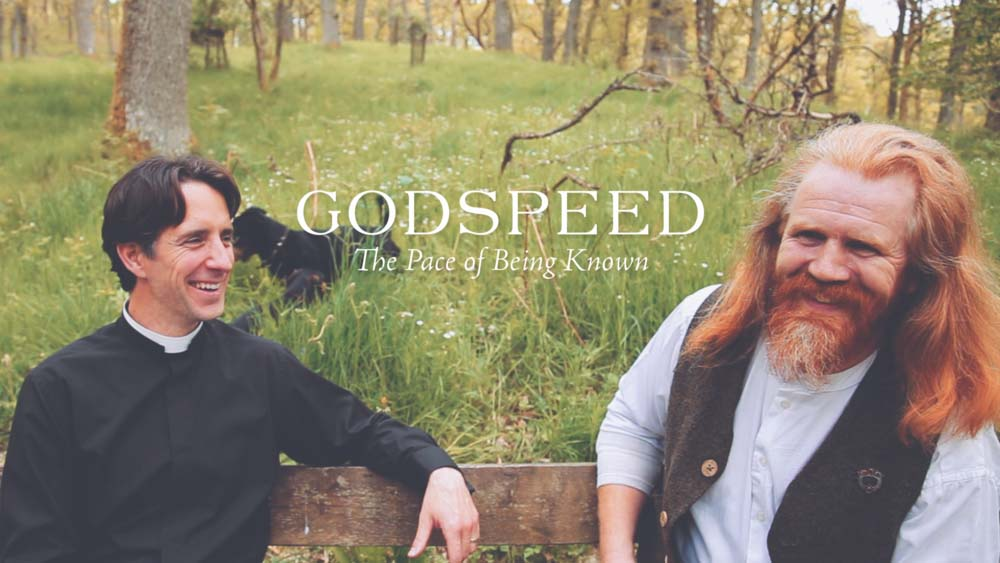 The Pace of Being Known    GODSPEED    WATCH
