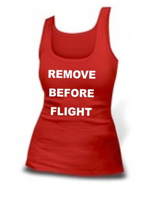 Remove Before Flight Tank Top — Employees Club 61f6f3d3b