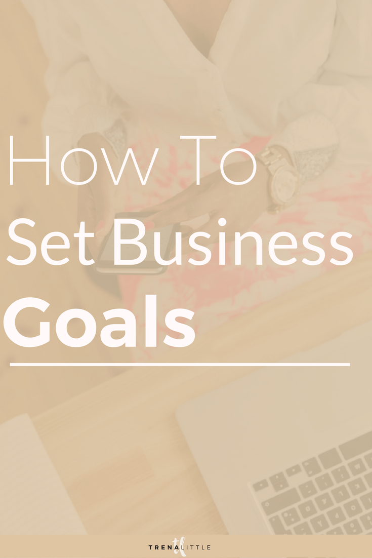 how to set successful business goals