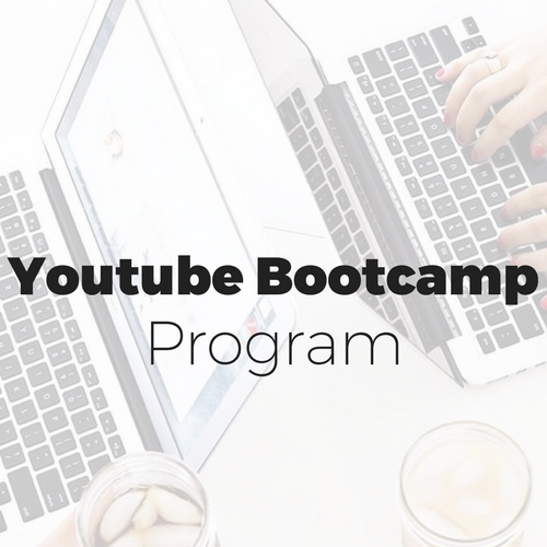 youtube bootcamp program