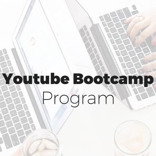 youtube bootcamp program