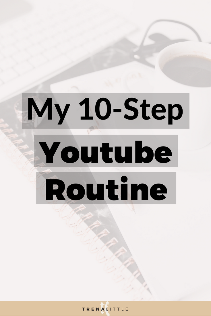 youtube routine