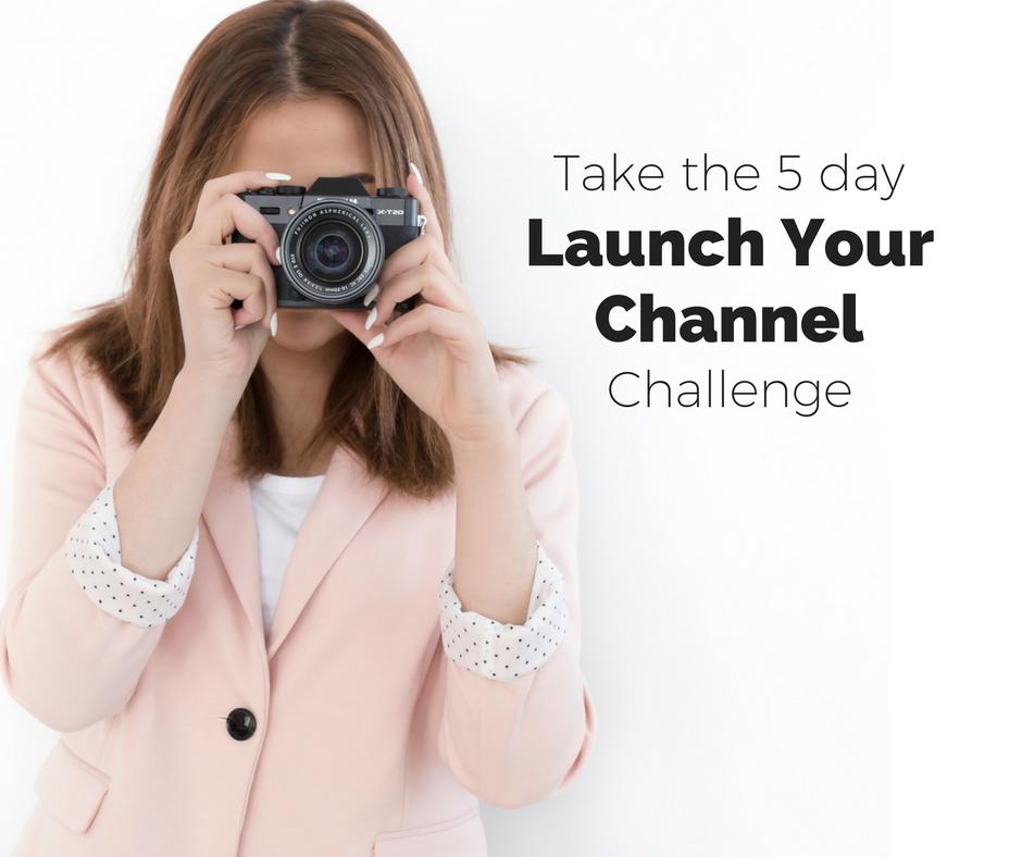 Channel challenge