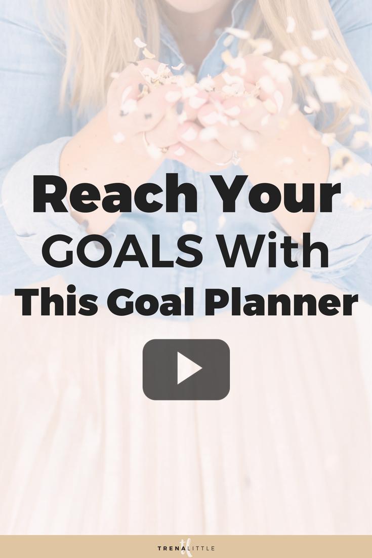 favorite goal planner
