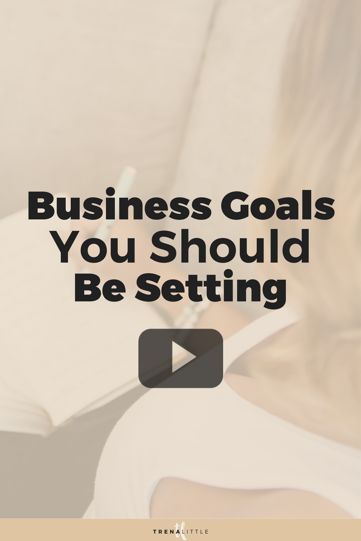 How to set business goals
