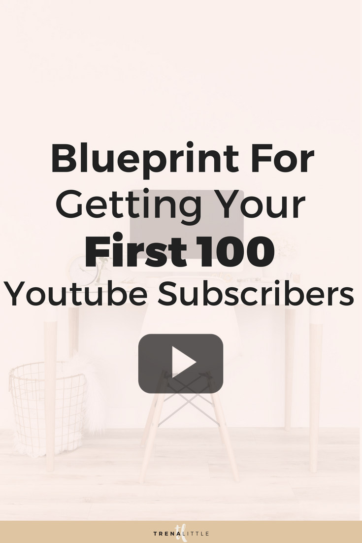 How to get youtube subscribers from scratch