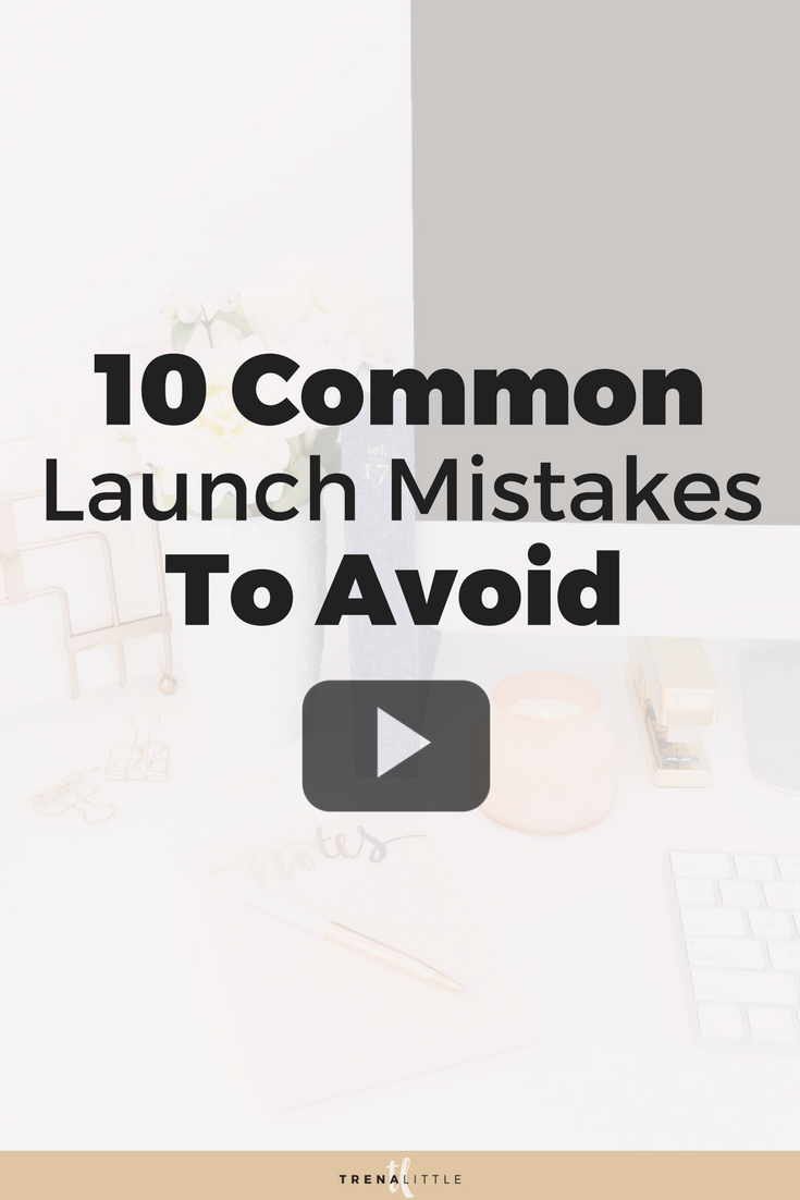 Mistakes To Avoid When Launching an Online Course