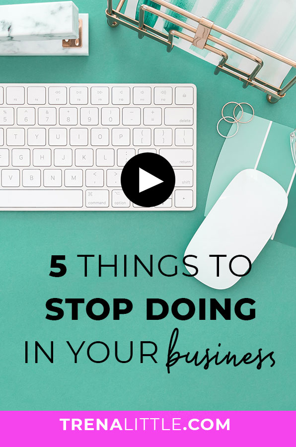 5 Mistakes To Avoid In Your Business