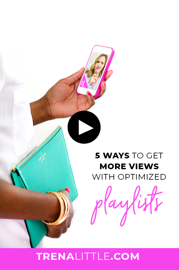 5 Ways to get more views with optimized playlists