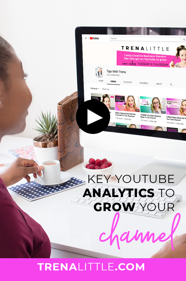 Key YouTube Analytics to grow your channel