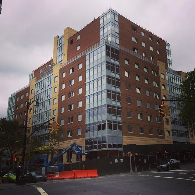 Milestone-Facade Enclosed #affordablehousing #parkavenue #bronxny