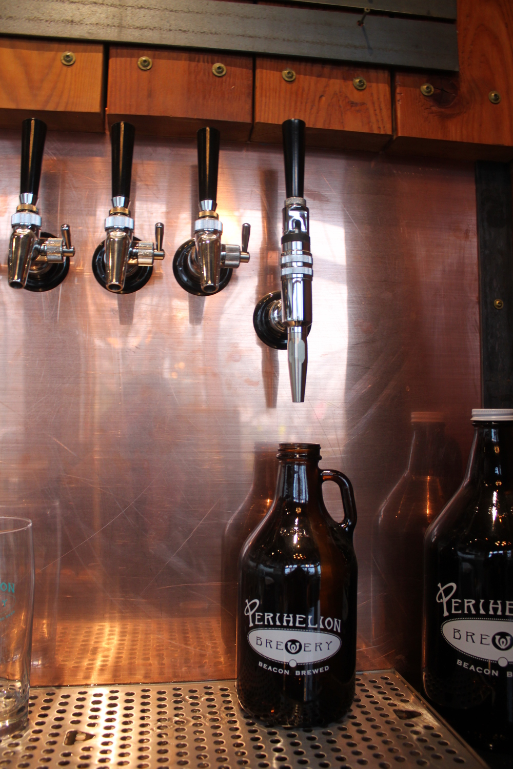 Growler aching to be filled
