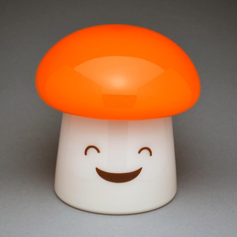 sandpiper studio mushroom jar orange.jpg