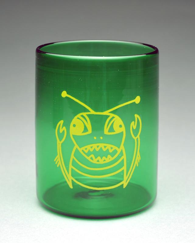 sandpiper studio  insect monster tumbler.jpg