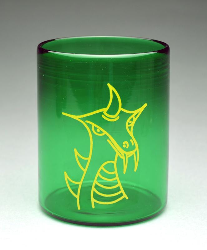 sandpiper studio dragon monster tumbler.jpg