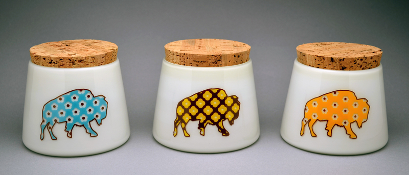 sandpiper studio buffalo jar set.jpg