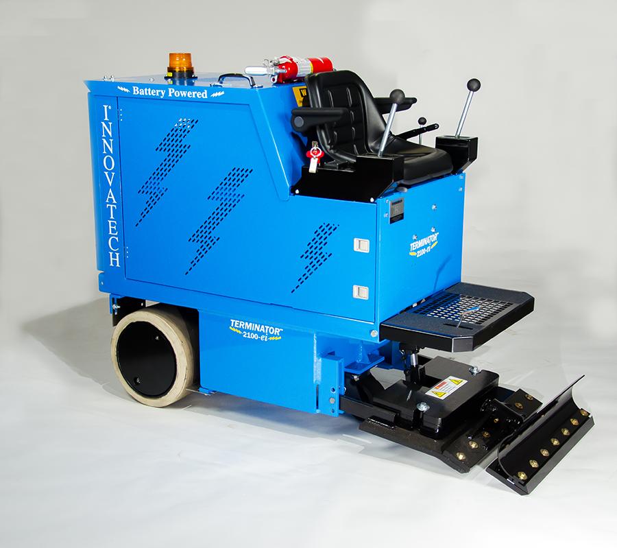 Demo Prep Equipment Rentals FBG Flooring Solutions - Wolff floor scraper