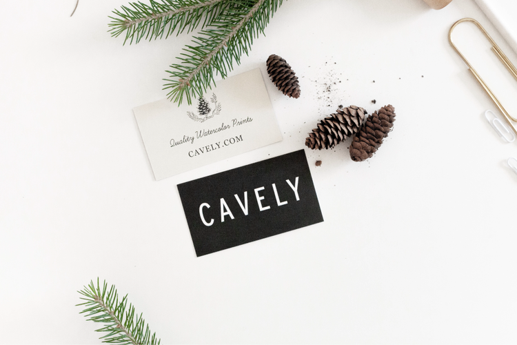 Breanna Rose | Cavely Branding