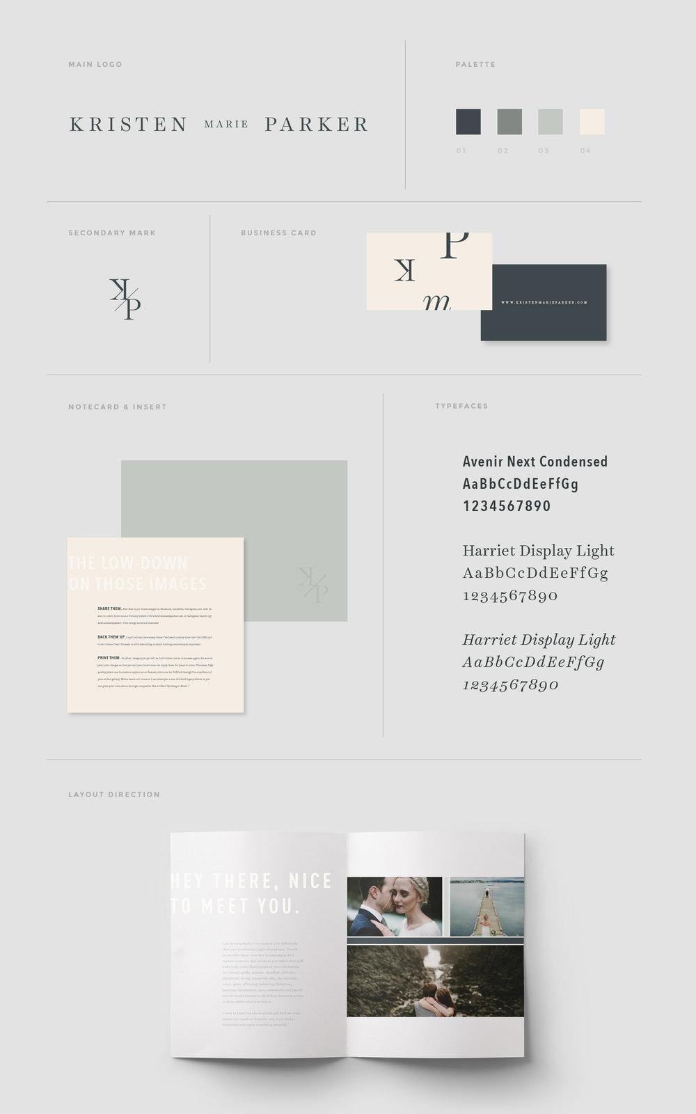 Brand Design - Liz Grant - Freelance Wisdom