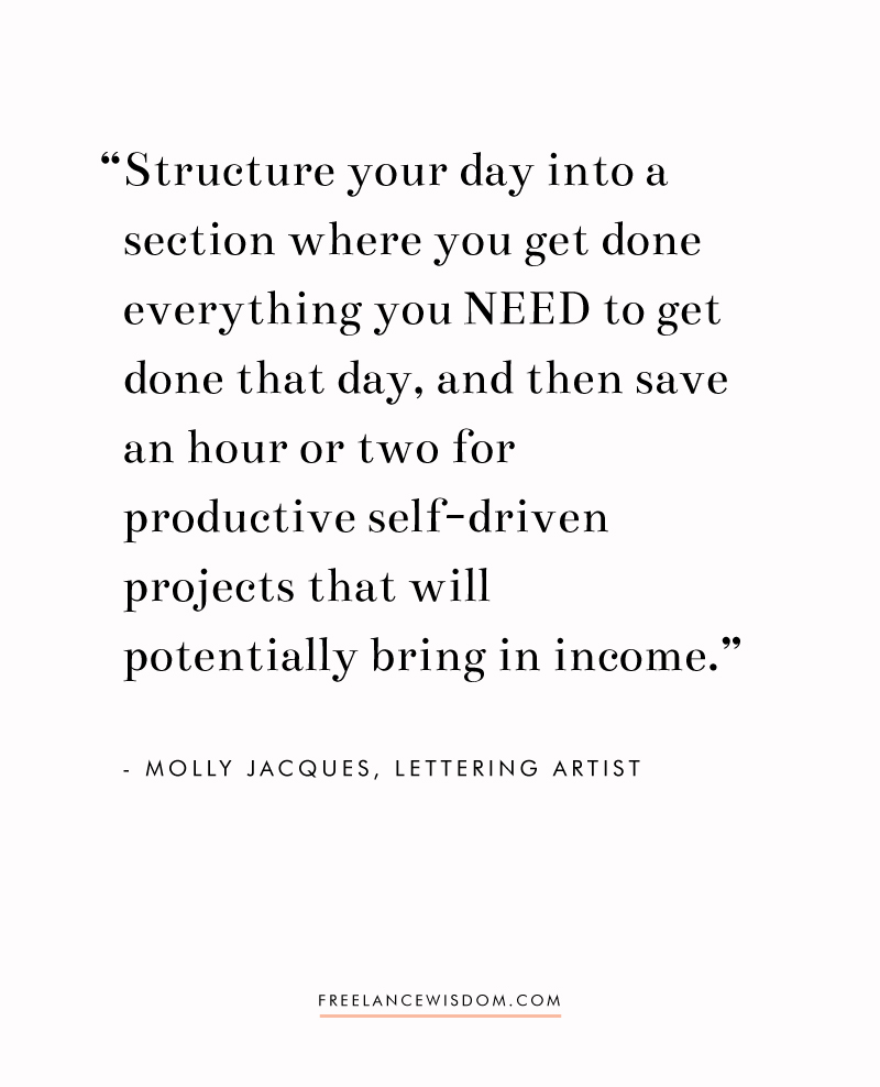 Molly Jacques | Freelance Wisdom