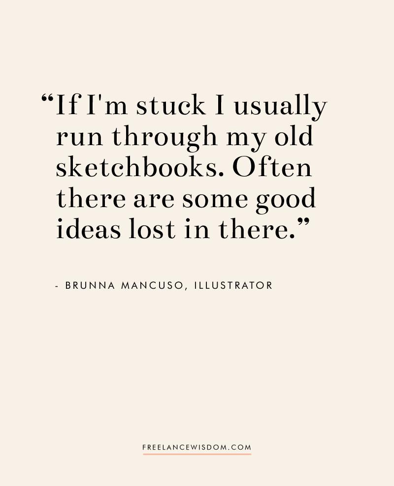 Brunna Mancuso | Freelance Wisdom