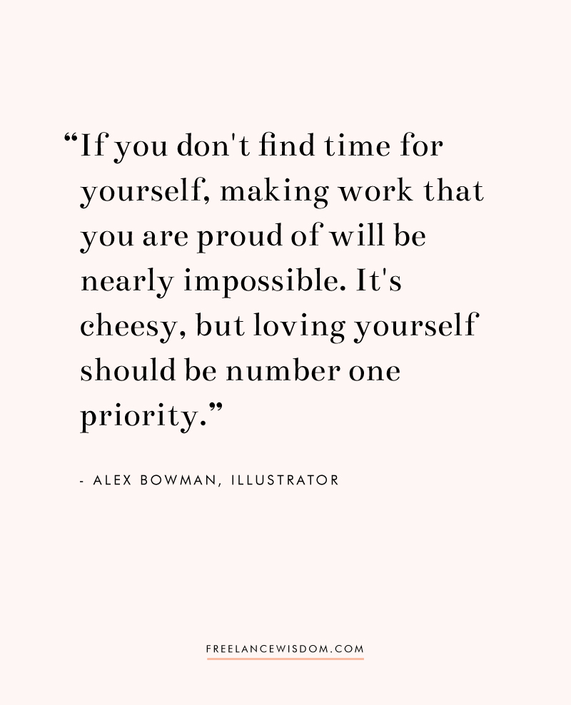 Alex Bowman | Freelance Wisdom