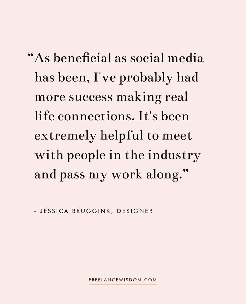 Jessica Bruggink | Freelance Wisdom