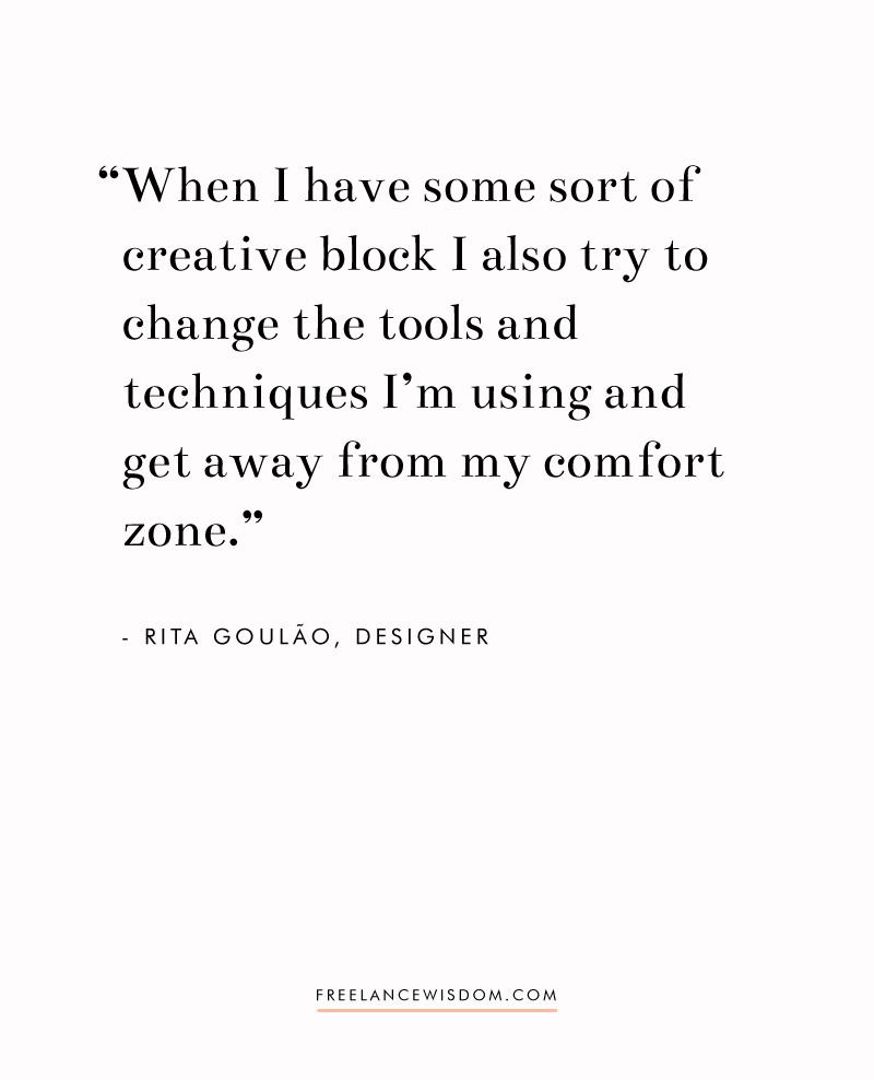 Rita Goulao | Freelance Wisdom