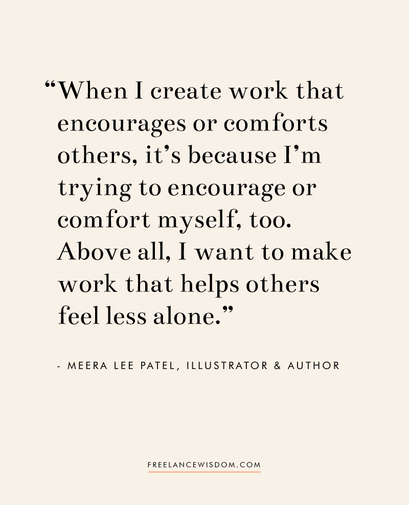 Meera Lee Patel | Quote