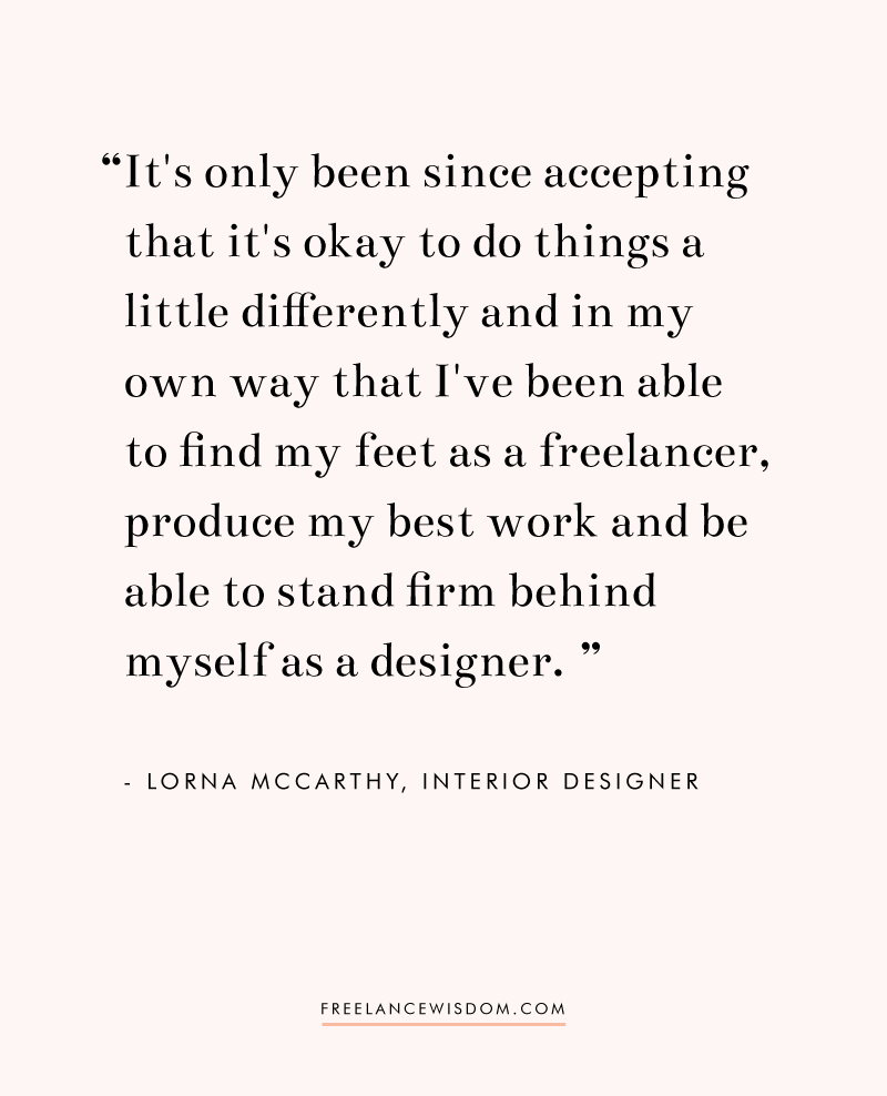 Lorna McCarthy | Freelance Wisdom